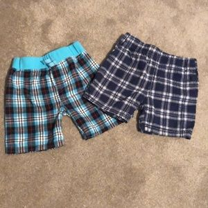 Other - 2 pairs of toddler boy shorts